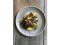 Herringbone Goldenacre is currently recruiting Junior Sous Chef and strong Chef de Partie