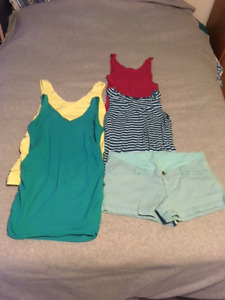 Maternity Clothes - good condition - Size L/M - 21 items