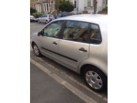 Excellent condition, 1.4 POLO, MOT till July 2017