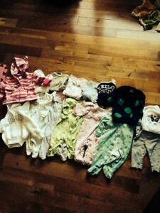 Gilrs 3 - 6 Month Clothing