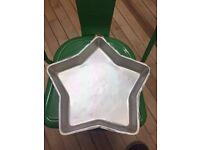 5 Point Star Cake Tin (2 Quantity)