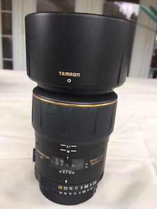 Tamron 90mm Macro Lens for Sale