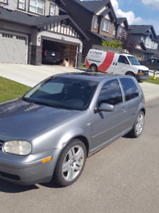 2003 Volkswagen GTI VR6 Coupe (2 door)
