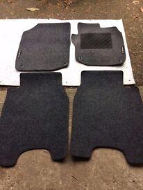 Honda Civic (2012-Now) Car Floor Mats