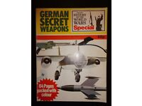 Purnell's 'History of the World Wars' special - German Secret Weapons