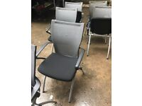 office furniture meeting/conference comforto mesh back chairs