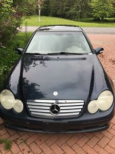 2003 Mercedes-Benz 200-Series C230 Kompressor Hatchback