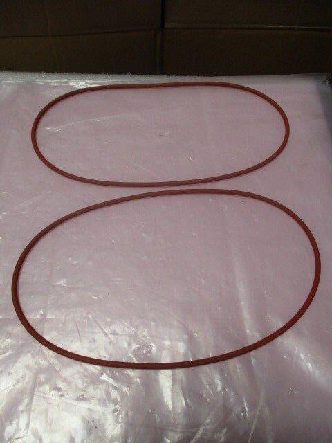 2 455S310 O-Ring, 568-455, S70, VMQ, High Temp, 423354