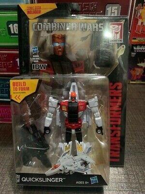 Hasbro Transformer Combiner Wars G1 Superion Arielbot Quickslinger MOSC *NEW*