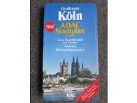 City Map of Koln Germany