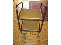 Disability Mobility 2 Tier Trolley, Hostess Trolley