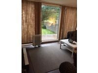 2 bed maisonette with private gardens
