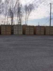 NEW AND USED 20' & 40' STORAGE/SHIPPING CONTAINERS (SEA CANS)