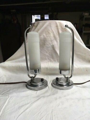 Deco Vanity Lamps