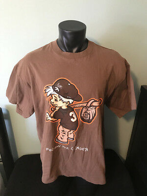 Vtg Korn Follow The Leader T Shirt Mens XL Made by Giant