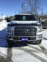 2015 Ford F-150 XLT St. Catharines Ontario Preview