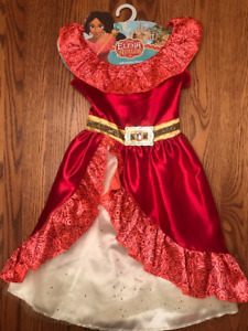 New Disney Elena of Avalor Dress