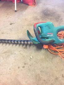 Bosch 480/24T hedge trimmer