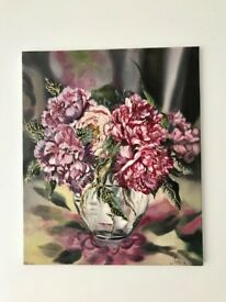 Flowers 50x60cm