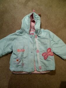 Unbelievably Cute Girl's Fall/Spring Jacket; Size 18mths