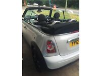 Lovely reliable convertible Mini Cooper D 1.6