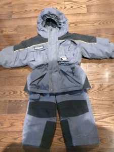 Columbia Snowsuit - 2T