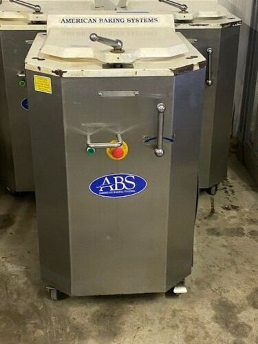 American Baking Systems D20 Hydraulic Dough Divider (Video Demo)
