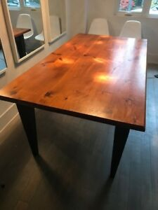 Pine Harvest Dining Table - 6 ft