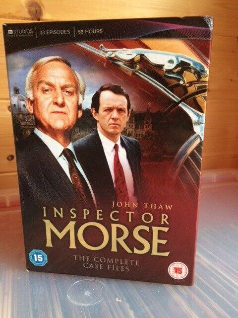 Inspector Morse Complete Box Set