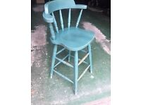 Kitchen or Bar Chairs / stools - there's a set of 6 of them. They're good quality too!