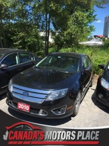 2010 Ford Fusion SPORT SPORT AWD TOP LINE