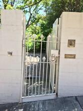 Wrought Iron Solid Steel Gate Ivanhoe East Banyule Area Preview
