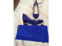 Marks and Spencer size 5 real suede