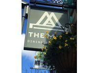 Immediate start: Part-time Bar/ Waiting staff