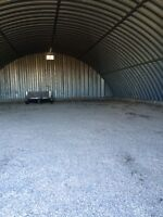 Boat Storage Space / Unheated / Dry / Covered