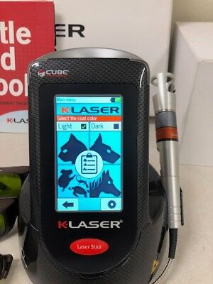 K-laser Cube 4 Class Iv Veterinary Therapy Laser2017