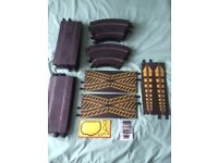 SCALEXTRIC CLASSIC TRACK - £6 FOR THE LOT.