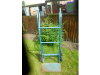 **FOR SALE** 6 Wheeled sack barrow. £25