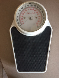 Household or Gym Weight Scale