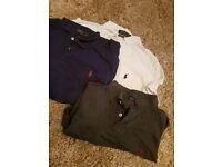 Ralph Lauren custom fit t-shirts