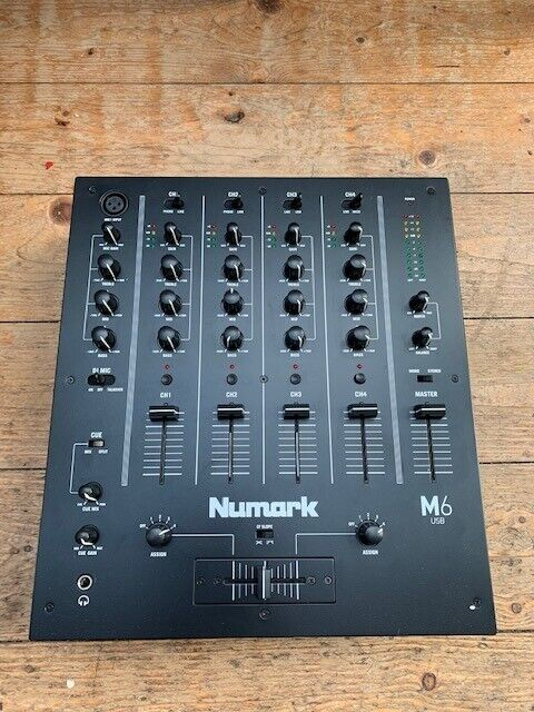 Numark M6 DJ Mixer - Brand New - Unused | in Streatham, London | Gumtree