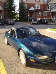1996 Mazda MX-5 Miata Convertible