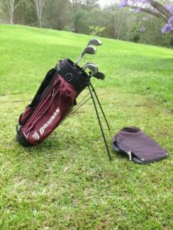 PGF Pursuit Full Golf Club Set