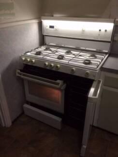 Chef 6 Burner Gas Oven Harvey Harvey Area Preview