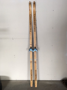 Can Sport Touring Cross Country Skis