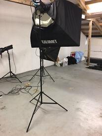 Bowens International Esprit 500 (BW-1071) Photographic Twin Studio Lights