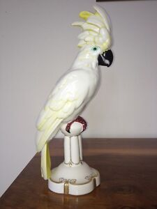 Antique Hutschenreuther Parrot Cambridge Kitchener Area image 1