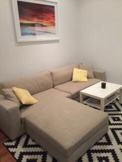 MOVING SALE - DRAWERS, SOFA, BEDSIDE TABLES, LAMP, RUG Bondi Beach Eastern Suburbs Preview
