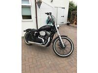 Harley Davidson Sportster 883 C