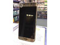Samsung Galaxy S6 Edge 32GB Gold Platinum -- O2
